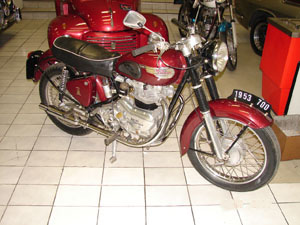 1953 Royal Enfield Constellation