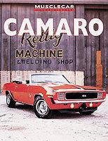 Camaro: Muscle Car Color History