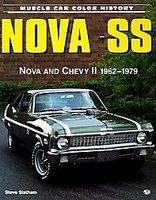 Nova SS: Nova and Chevy II 1962-1979
