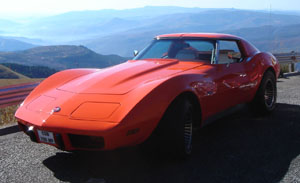 1976 Courvette Stingray
