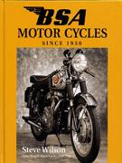 BSA Motorcycles Since 1950