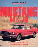 Mustang 1964 1/2 - 1968
