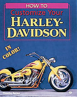 How To Customize Your Harley-Davidson In Color
