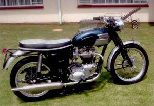 1963 Triumph Bonneville