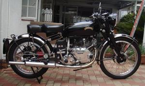 1950 Vincent Comet