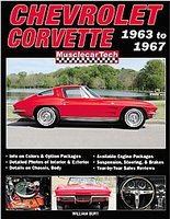 Chevrolet Corvette 1963 To 1967