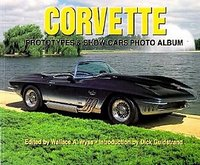 Corvette Prototypes And Show Cars Photo Album