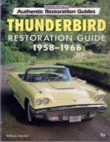 Thunderbird Restoration Guide 1958-1966