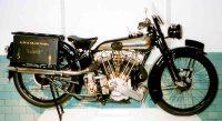 1925 Brough Superior SS1000