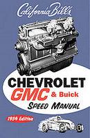 Chevrolet GMC & Buick Speed Manual