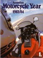 Australian Motorcycle Year 1983/84