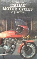 Guide To Italian Motor Cycles