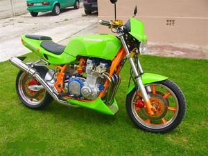 Green Meanie