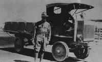 1913 Jeffery Quad Truck