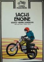 Sachs Engine Service Repair Handbook