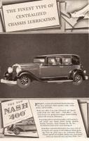The New Nash '400' Automobile
