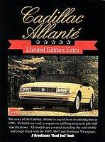 Cadillac Allante - Limited Edition Extra
