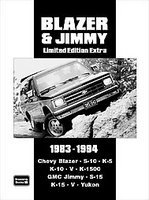 Blazer & Jimmy Limited Edition Extra 1983-1994