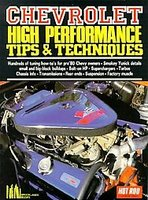 Chevrolet High-Performance Tips And Techniques