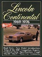 Lincoln Continental 1969-1976