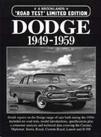 Dodge 1949-1959 Road Test Limited Edition