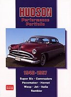 Hudson Performance Portfolio 1946-1957