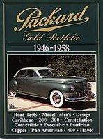 Packard Gold Portfolio 1946-1958