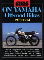 Cycle World On Yamaha Off-Road Bikes 1970-1974
