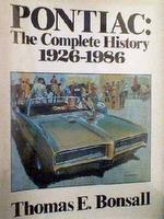 Pontiac: The Complete History 1926-1986